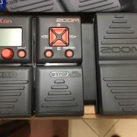 harga Efek Gitar Bass Zoom B1x On Original Include Adapto Tokopedia.com