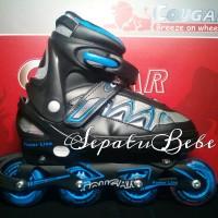 harga Sepatu Roda Inline Skate Cougar Power Line Tokopedia.com