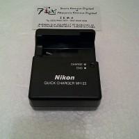 Charger Nikon MH-23 For EN-EL9/9A Bergaransi(.D40 D40X D60 D3000.)