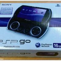 PSP / PSP GO PIANO BLACK 16GB CFW LIKE NEW + FULL GAMES