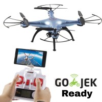 Drone Camera Syma X5HW Wifi FPV Altitude hold Jakartahobby