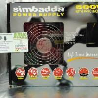 harga Power Supply Simbadda 500Watt with PPFC included Tokopedia.com
