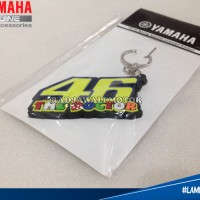 GANTUNGAN KUNCI / KEY CHAIN THE DOCTOR VR 46 ASIA ASLI YAMAHA