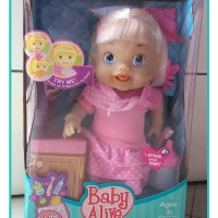 harga BABY ALIVE DOLL/ BABY NEW TEETH. BISA PIPIS Tokopedia.com