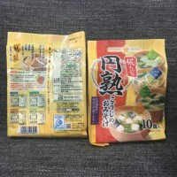 Hikari Instant Miso Soup Mix Sup Instant Miso Jepang Isi 10 Campur