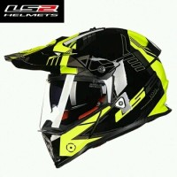 LS2 Adventure helmet enduro dual sport trail mx