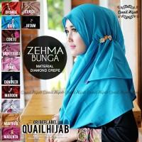 Pasmina Instant Zehma ori Quail Hijab
