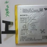 Sony Xperia Z C6603 C6602 Batre Baterai Battery Batere Original