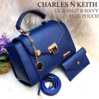 harga Tas Wanita Branded Berkualitas Charles and Keith Handbag Import Murah Tokopedia.com