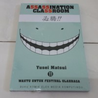 Komik Assassination Classroom 11