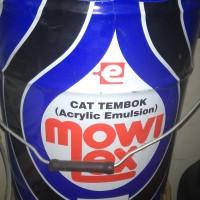 harga Cat Tembok Mowilex Emulsion Standar (20 L) Tokopedia.com