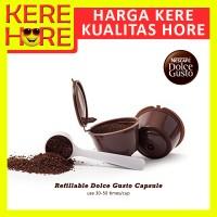 Nescafe Dolce Gusto Capsule Refill Kopi Coffee Milo Cappuccino Latte