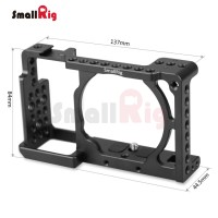 SmallRig Camera Cage Dslr Camera Rig for Sony A6000 A6300 NEX7