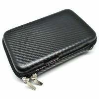 Shockproof Leather Multifunction Case Bag for Smartphone/Gadget/Vape