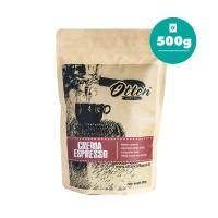 Otten Coffee Crema Espresso 500g - Biji / Bubuk Kopi