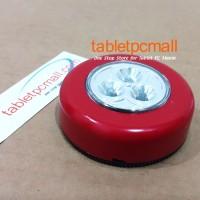 Stick Click Touch Lamp LED Lampu Sentuh Tempel