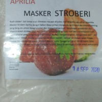 Aprilia Masker Strawberry 1kg
