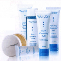 Harga Acne Series Wardah Travelbon.com