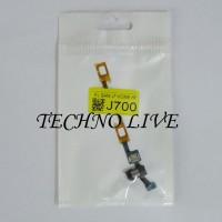 FLEXIBLE SAMSUNG J700 J7 CON HF / HOME / KONEKTOR HANDFRE HOME