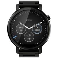 harga [BNIB] Motorola Moto 360 GEN 2 Metal Black 46mm BRAND NEW - BEST DEAL! Tokopedia.com