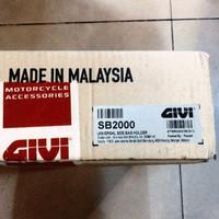 Harga breket samping sb2000 givi original for box givi e21 dan kappa k | Pembandingharga.com