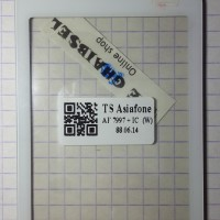 touchscreen asiaphone af7997 layar sentuh