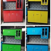 Jual Lemari dapur / rak piring / kitchen set / rak dapur / lemari sayur Murah