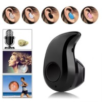 Micro Sport Stereo Bluetooth Wireless Earphone HeadSet Mini Moon Blast