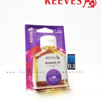 Reeves Linseed Oil