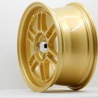 Velg Rpf01 Gold Ring 15x6,5