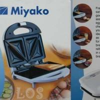 Miyako Sandwich Toaster TSK-258 (SKU:00166.00001)