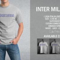 Kaos Inter Milan 02 T-Shirt Raglan Bola Baju Football Club