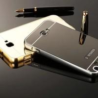 Samsung Galaxy Note 1 N7000 i9220 Bumper Mirror Cover Hard Back Case