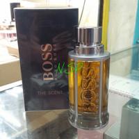 Parfum Original Eropa Hugo Boss The Scent Edt 200ml bukan Kw2an