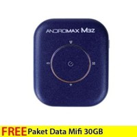 SMARTFREN ANDROMAX M3Z / ZTE FREE PAKET DATA 30 GB