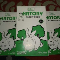 Jual HATORY rabbit food / makanan kelinci Murah