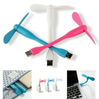 harga Kipas Angin Usb Flexible / Mini Fan Bamboo / Baling Baling Tokopedia.com