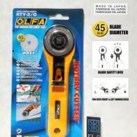 harga OLFA Rotary Cutter RTY-2/G original Tokopedia.com