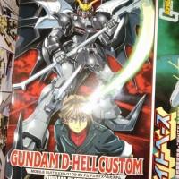 Gundam Deathscythe D-Hell Custom (HG) (1/100) (Gundam Model Kits)