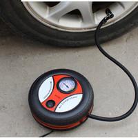 harga pompa ban portable untuk mobil sepeda motor balon air compressor Tokopedia.com