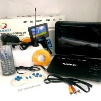 DVD Portable Rinrei 7 Inch