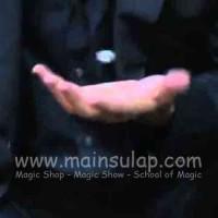 Gimmick Alat Sulap Benang Invisible Thread Tarantula Magic Trick + DVD
