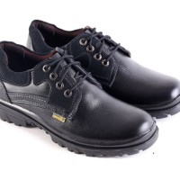 sepatu safety boots, sepatu safety GARSEL, sepatu boot safety l 162
