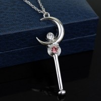harga Kaleidomoon Stick Necklace / Kalung Sailor Moon Tokopedia.com