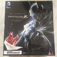 Play Arts Kai: Variant Batman (Limited Red) Original by enix