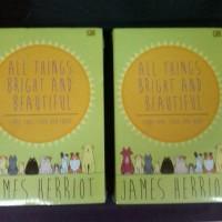 All Things Bright and Beautiful-James Herriot Murah