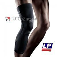 LEG COMPRESSION SLEEVE EMBIOZ LP 272-Z support 272Z Deker kaki lutut