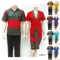 Sarimbit Batik Solo, Couple Batik Camelia
