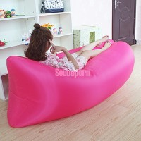 Jual Inflatable LazyBag/Laybag For Outdoor/Indoor - ROSE PINK Murah