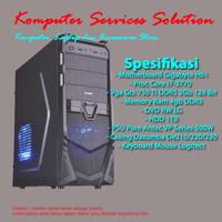 [Baru]Komputer/PC Rakitan I7 Untuk Desain Maupun Game Siap Pakai